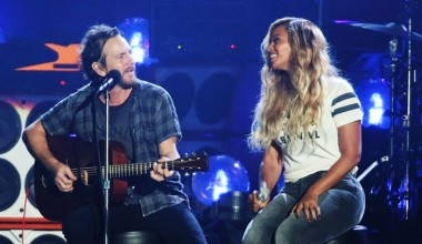 Beyonce, Pearl Jam, Michelle Obama Thrill at Global Citizen Festival