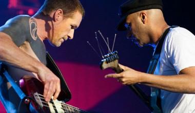 Rage Against The Machine bassist apologises
