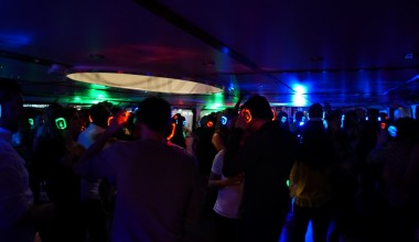 Silent Disco Boat Party Video